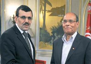Laârayedh Marzouki boycottent congrès lutte cont BN10677laarayedh-mar
