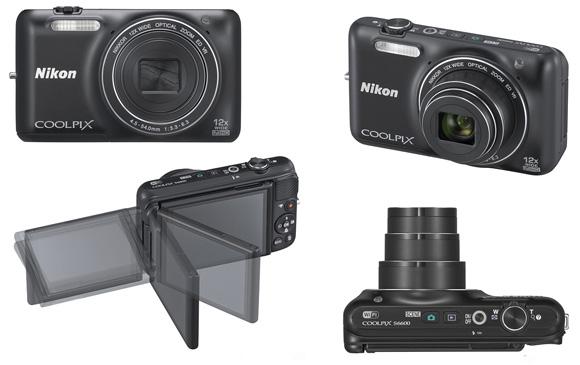 coolpix s6600 le nouvel appareil photo compact connect. Black Bedroom Furniture Sets. Home Design Ideas
