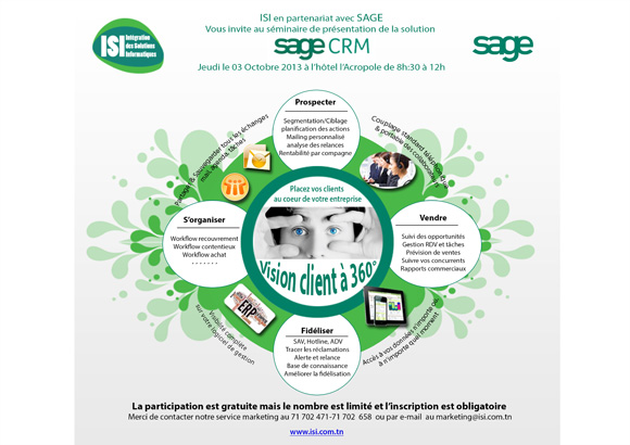 Sage crm an overview quality assurance and project for Porte ouverte