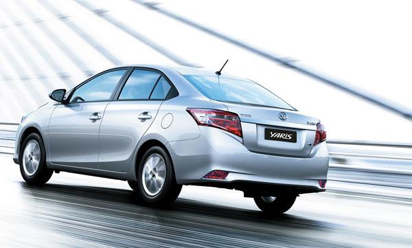 Tunisie – La nouvelle Toyota Yaris Sedan disponible chez BSB à
