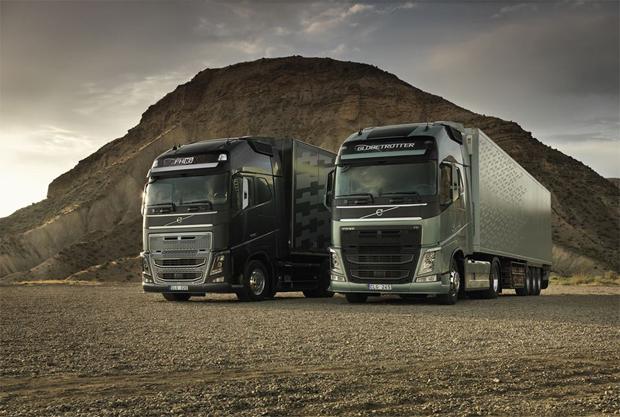 volvo trucks l ve le voile sur ses nouveaux mod les fh fm et fmx. Black Bedroom Furniture Sets. Home Design Ideas