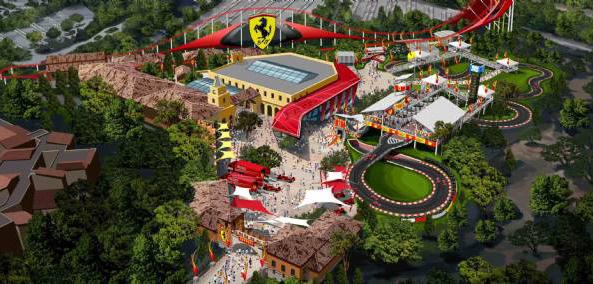 Parc attraction barcelone port aventura - Billet parc port aventura pas cher ...
