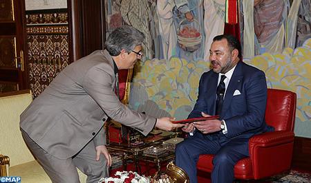 rencontre roi maroc