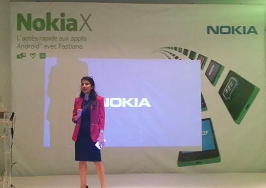 prochaine en Tunisie pour un prix de 279 dinars TTC et le Nokia