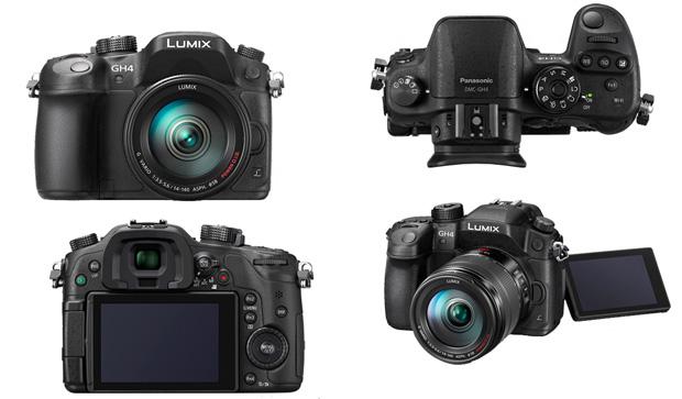 lumix dmc gh4 le nouvel appareil photo hybride de panasonic. Black Bedroom Furniture Sets. Home Design Ideas