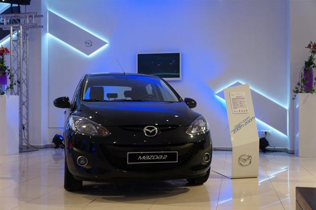 Mazda 2 occasion tunisie