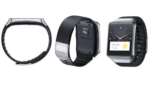 gear live la nouvelle montre intelligente et wearable by samsung. Black Bedroom Furniture Sets. Home Design Ideas