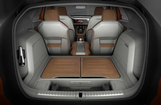 seat pr sente en premi re mondiale son show car 20v20 pr figurant sa vision du suv. Black Bedroom Furniture Sets. Home Design Ideas