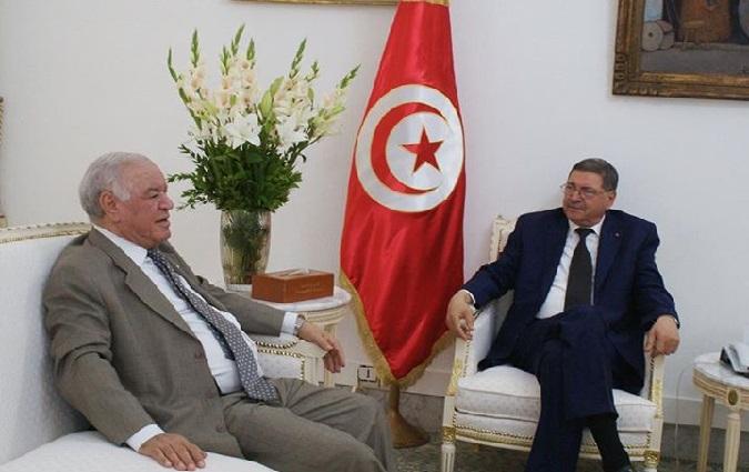 tunisie habib essid re oit l 39 ambassadeur d 39 alg rie. Black Bedroom Furniture Sets. Home Design Ideas