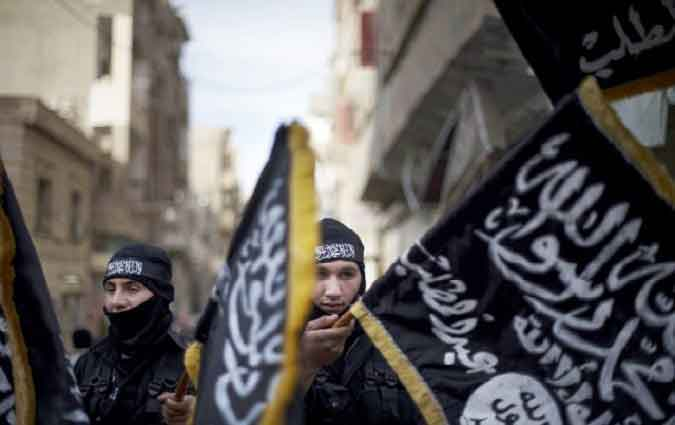 Djihadistes : les Tunisiens largement en tête dans Attentats BN24001jihadistes