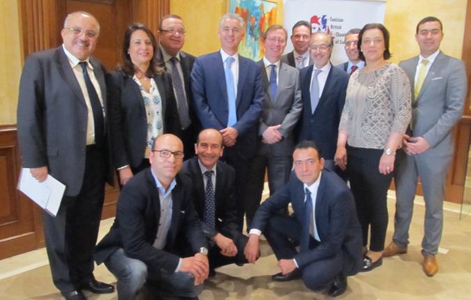 Nouveau bureau directeur de la for Chambre commerce tunisie