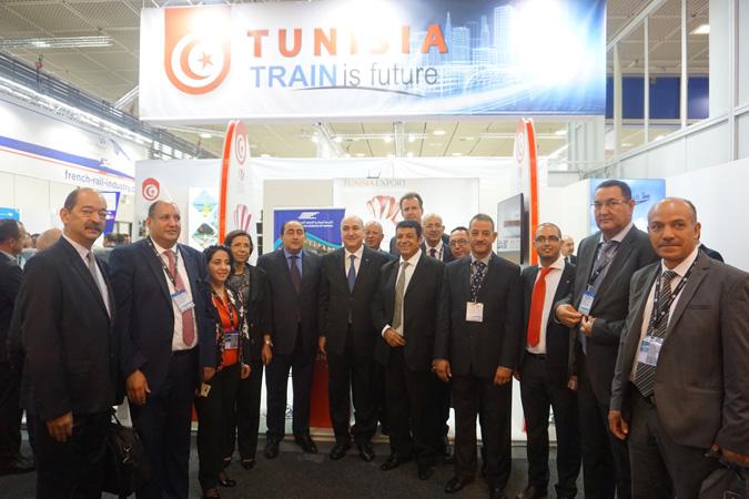 Participation de la tunisie au salon international des for Salon des technologies