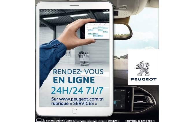 Peugeot Rdv : stafim peugeot lance la prise de rendez vous en ligne ~ Dode.kayakingforconservation.com Idées de Décoration