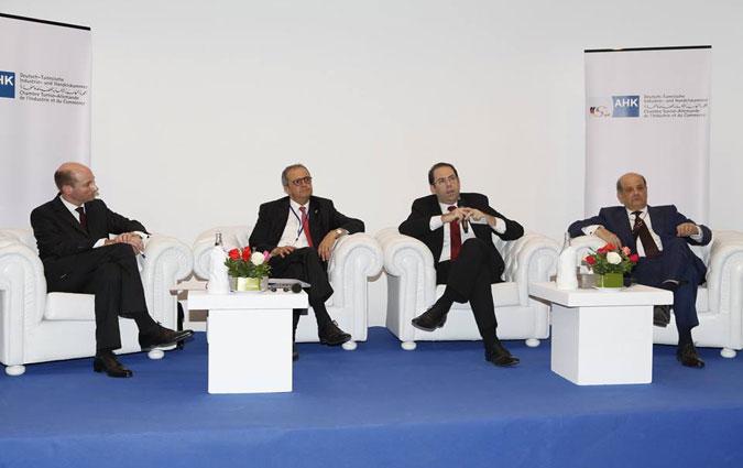 Les entreprises allemandes tablies for Chambre de commerce en tunisie