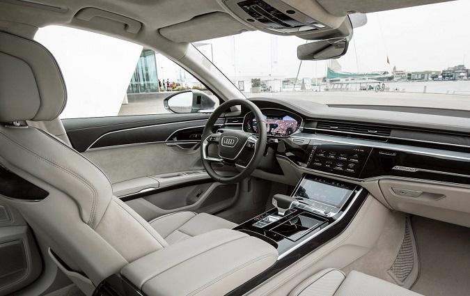 Businessnews.com.tn   La nouvelle Audi A8 à la conquête de l\'espace