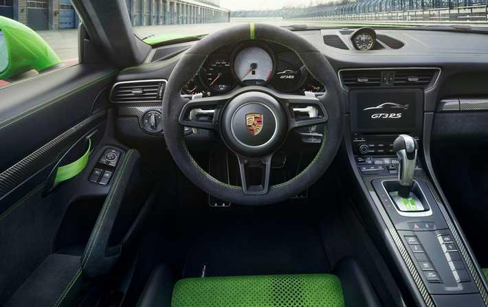 Businessnews.com.tn   911 GT3 RS, la nouvelle ultra-sportive de ...