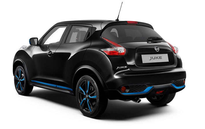 nissan offre un lifting sa juke. Black Bedroom Furniture Sets. Home Design Ideas