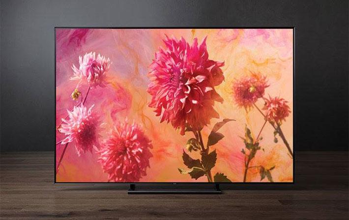 Nouvelle Gamme 2018 De Televiseurs Samsung QLED