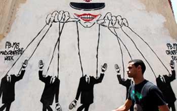 Les «malfaiteurs» de la géopolitique.2 BN6695marionnettes