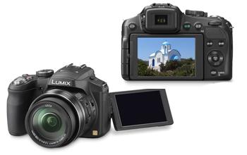 appareil photo lumix fz200