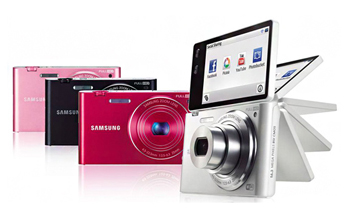 Multiview mv900f l appareil photo compact de samsung avec for Appareil photo ecran 180