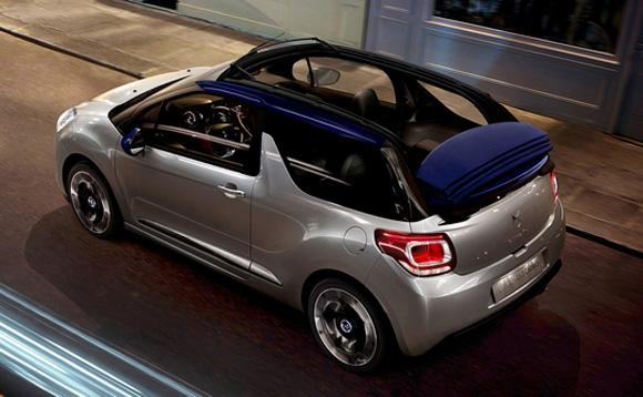 ds3 cabrio le cabriolet la sauce citro n. Black Bedroom Furniture Sets. Home Design Ideas