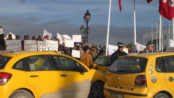 Tunisie les tok tok dans le collimateur des for Chambre syndicale des proprietaires