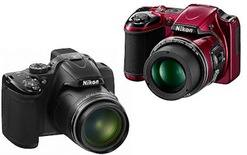 Nikon prsente ses deux nouveaux Coolpix le P520 et le L820