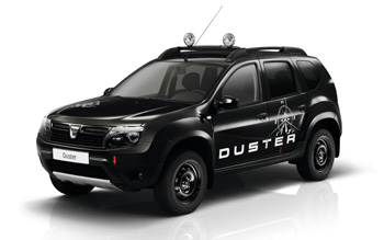 dacia annonce une s rie limit e duster aventure et la mont e en gamme duster au m me prix. Black Bedroom Furniture Sets. Home Design Ideas