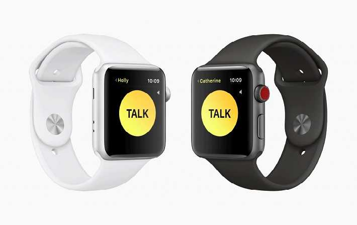 watchOS 5, la mise à jour destinée à l'Apple Watch