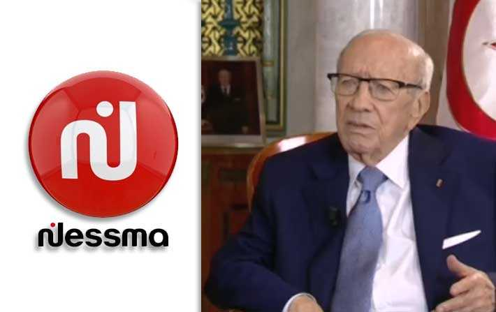 Nessma TV : Béji Caïd Essebsi a validé l'interview diffusée