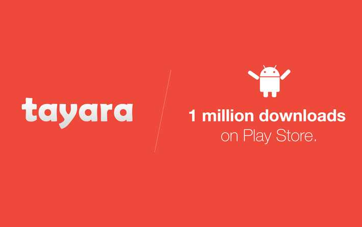 Tayara atteint un million de telechargements de son application mobile