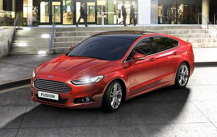 Ford Fusion, la berline stylée, disponible chez Alpha Ford