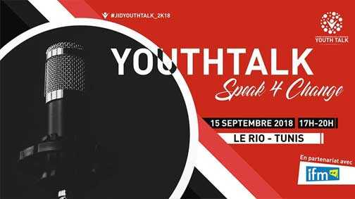 JID Youth Talk : Journée internationale de la démocratie
