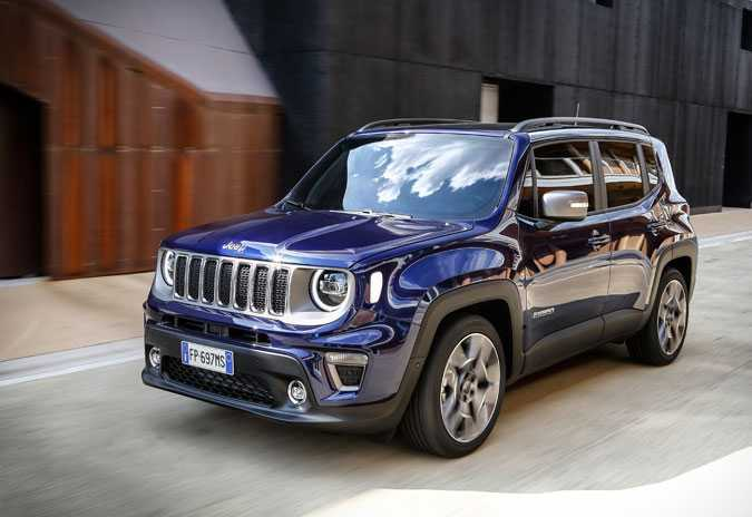 jeep d voile sa renegade 2019. Black Bedroom Furniture Sets. Home Design Ideas