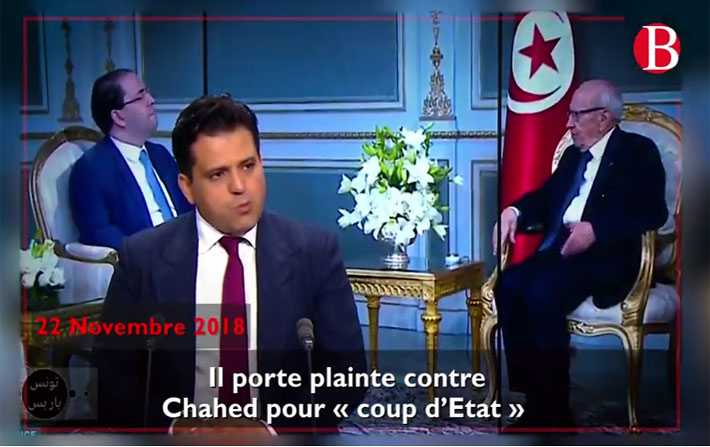 Slim Riahi fuit la confrontation