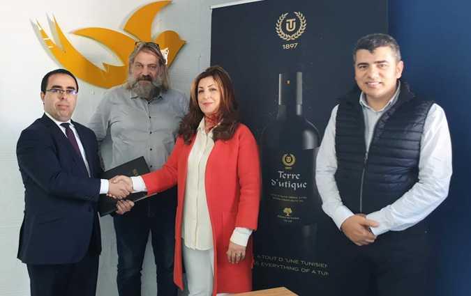 Signature d'un contrat de partenariat entre SABA et HERUNDO