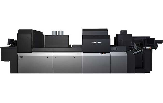 La Fujifilm Jet Press 750S doublement récompensée
