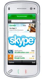 skype nokia n96 gratuit