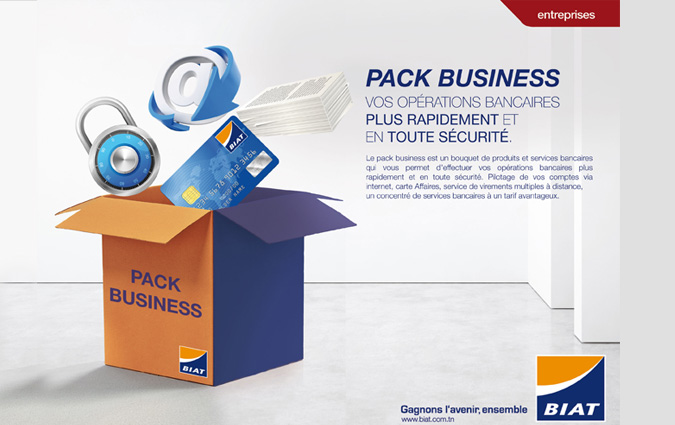 Carte Bancaire Biat.La Biat Lance Le Pack Business Special Pme