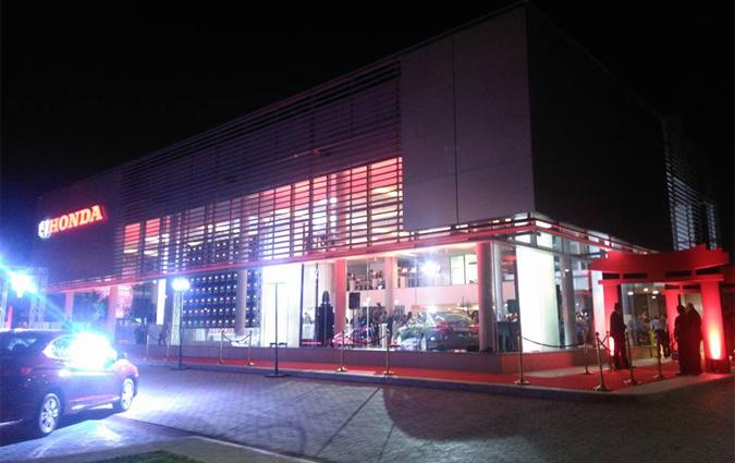 jmc inaugure le premier showroom honda en tunisie