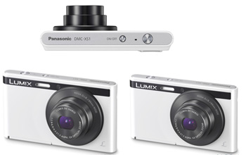 Lumix Dmc Xs1 L Appareil Photo Compact Ultraplat By Panasonic