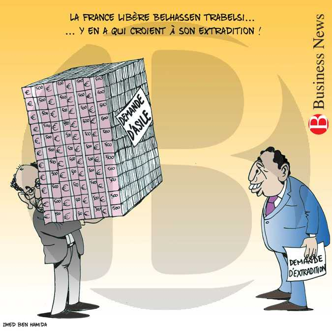 TUNISIE - CARICATURE 13 MAI 2019