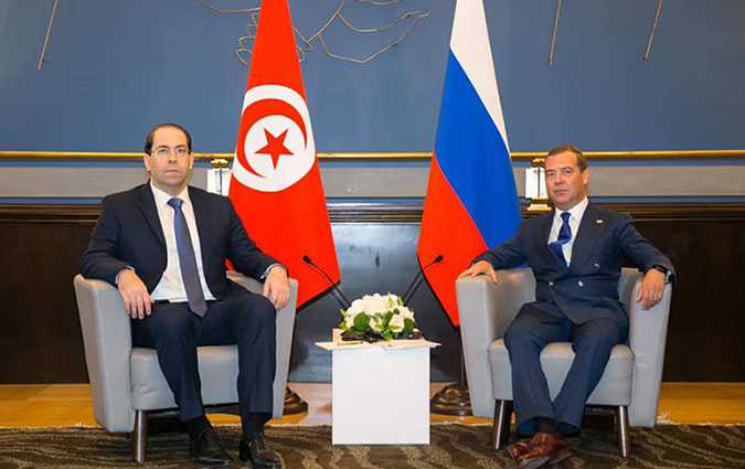 Rencontre Chahed-Medvedev