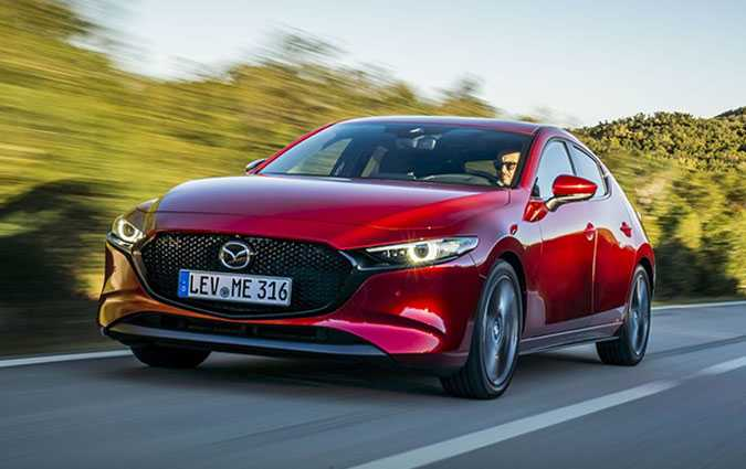 Red Dot : La Mazda3 2019 décroche le prix «Best of the Best»