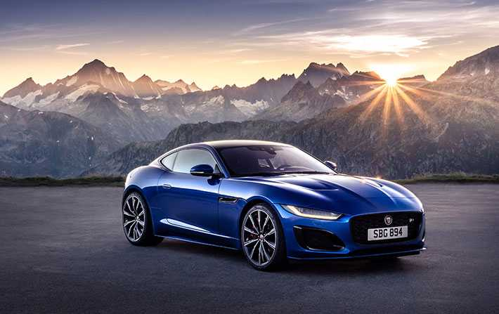 Jaguar offre un lifting à son F-Type