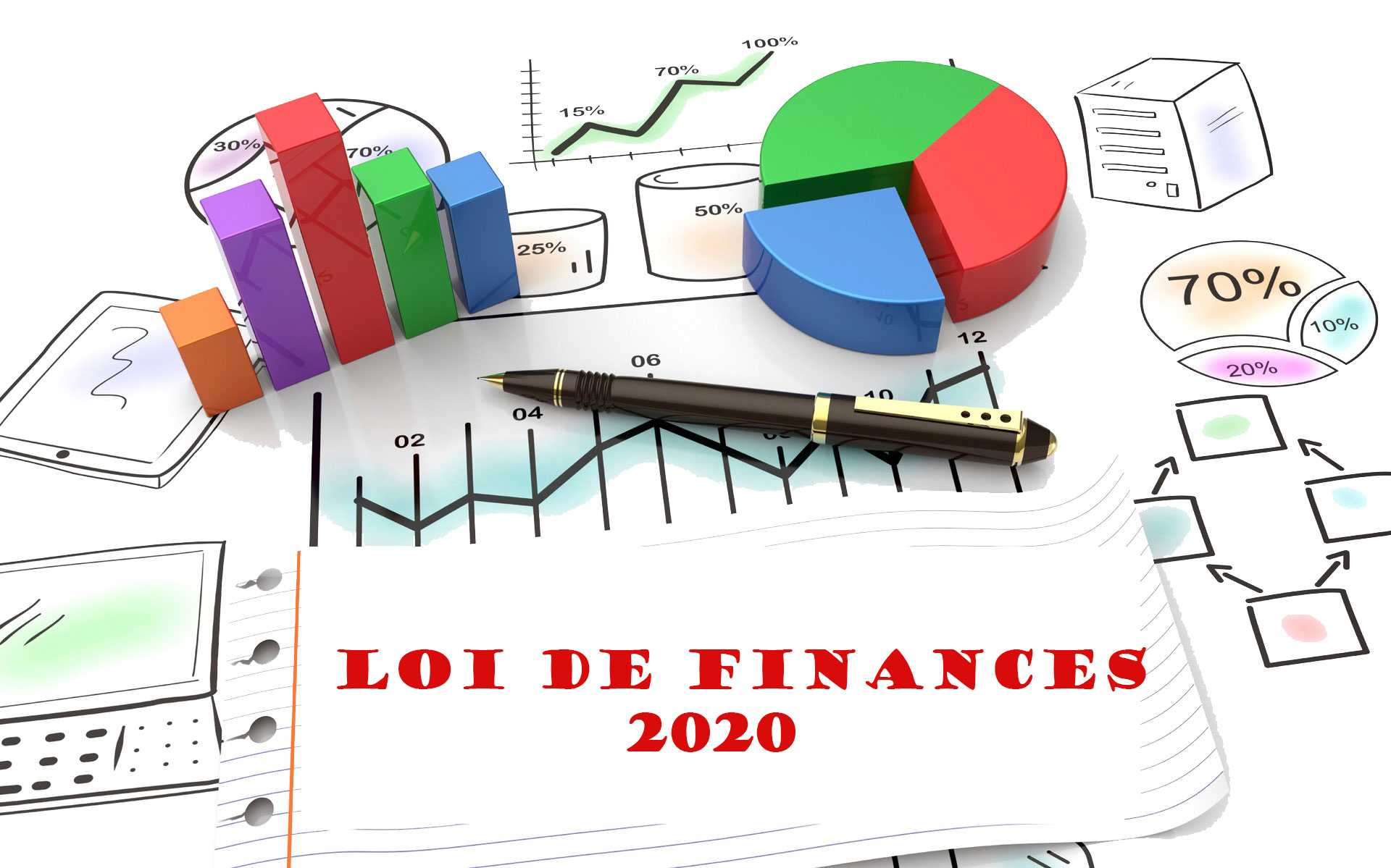 Loi de finances 2020 : le massacre continue !