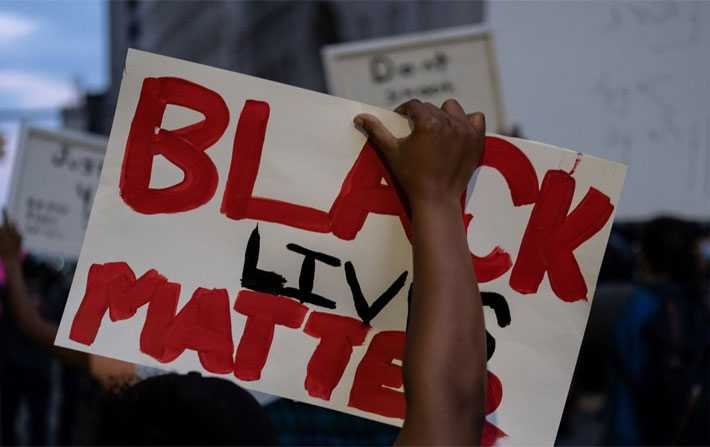 Du Minnesota à Tunis, Black Lives Matter !
