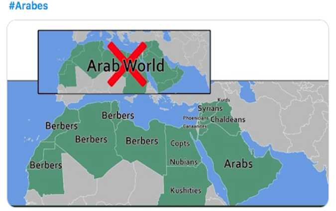 Les Maghrébins exclus du monde arabe