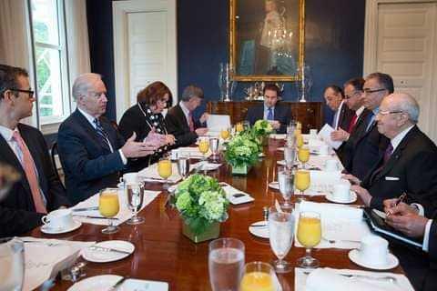 IMGBN69764123773622 690009965257053 1123681514558192141 n - صورة الرئيس الراحل الباجي قايد السبسي والمرشح الديمقراطي للانتخابات الأمريكية جو بايدن تثير تساؤلات التونسيين؟